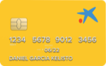 Producto Cybertarjeta de CaixaBank