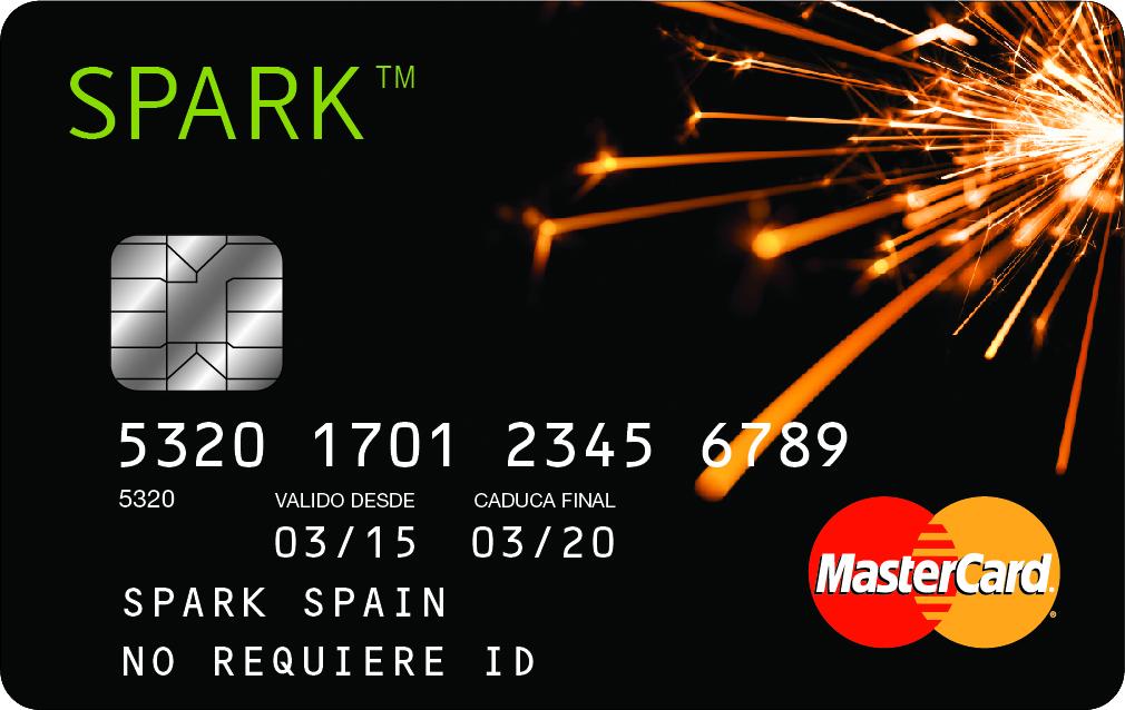 Producto Tarjeta Spark de SPI (Servicios de Prepago Integrales)