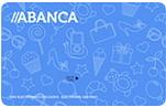 Producto Tarjeta Visa Clip de Abanca