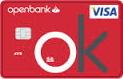 Producto Tarjeta Visa Open de Openbank