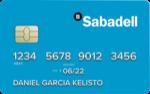 Producto Tarjeta Sin de Banc Sabadell