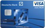 Producto Tarjeta Visa 30 de Deutsche Bank