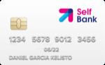 Producto Tarjeta Crédito Visa Clásica de Self Bank