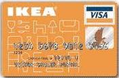 Producto Tarjeta Visa Ikea de VISA