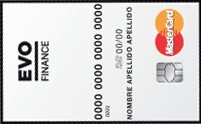 Evo finance card