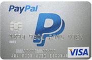 Producto Tarjeta de crédito Paypal de Paypal