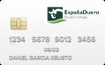 Producto Tarjeta Visa Clase Oro de España Duero
