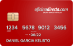 Producto Tarjeta Iberia Sendo Oro de Oficinadirecta.com