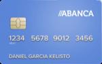 Producto Tarjeta Visa Proyecta de Abanca