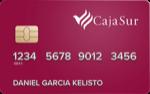 Producto Tarjeta Visa Oro de CajaSur
