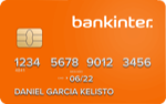 Producto Tarjeta Línea Directa de Bankinter