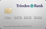 Producto Tarjeta de Crédito Triodos de Triodos Bank