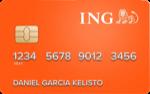 Producto Tarjeta Visa de ING