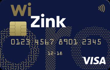 Producto Tarjeta Débito Oro de WiZink