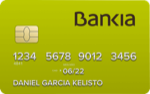 Producto Tarjeta Débito Joven de Bankia