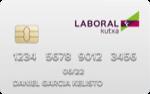 Producto Tarjeta Visa Servired Electrón de Laboral Kutxa