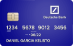 Producto MasterCard Gold Spain Ready db de Deutsche Bank