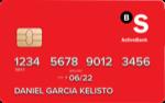 Producto Tarjeta BS Card Mastercard de ActivoBank