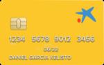 Producto Tarjeta Visa Electrón Jeans de CaixaBank