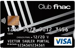 Producto Tarjeta Visa Fnac de FinConsum