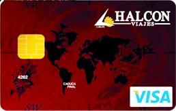 Producto Tarjeta Visa Halcón Viajes de WiZink
