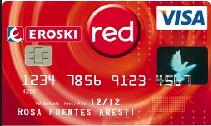 Producto Tarjeta Visa Eroski Red de Santander Consumer Finance