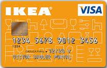 Producto Tarjeta Visa Ikea de FinConsum