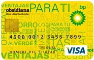 Producto Tarjeta Visa BP de Bankintercard